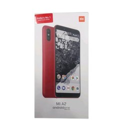 Mi A2 Black Android One Phone