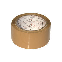 36 mm / 1.5 Inches Brown Self Adhesive Tape x 65 Meter Length x 42 Microns