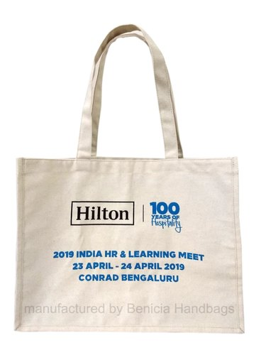 Eco Friendly Bags - Cotton Conference Bag - Eco Friendly