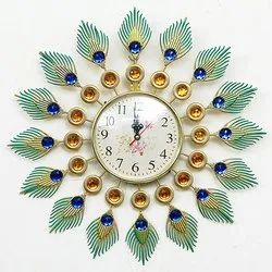 Analog Metal Exclusive Wall Clock In Low Price