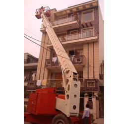 Man Lift Renting Service, for Residential & Commercial