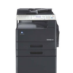 Bizhub 226 Konica Minolta Multifunction Printer, Memory Size: 128 Mb Standard (shared)