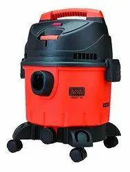 Black Decker WDBD20 20-Litre Vacuum Cleaner, Warranty: 6 months, 220 - 240 V