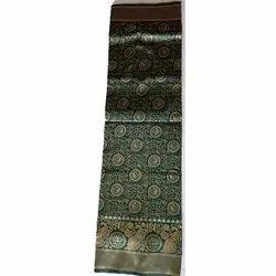 Ladies Silk Embroidered Saree