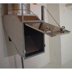 Garbage Chute For High Rise Building