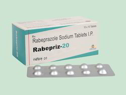 Rabepriz-20 Tablets