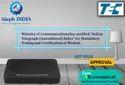 TEC Certification for Modem