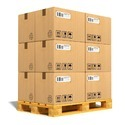 Industrial Shipping Corrugated Box