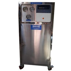 Online Portable Dialysis RO Plant