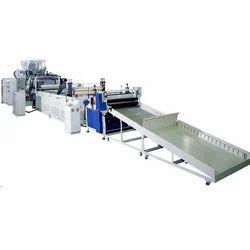 Sri Sai Plasto Tech Sheet Extrusion Line