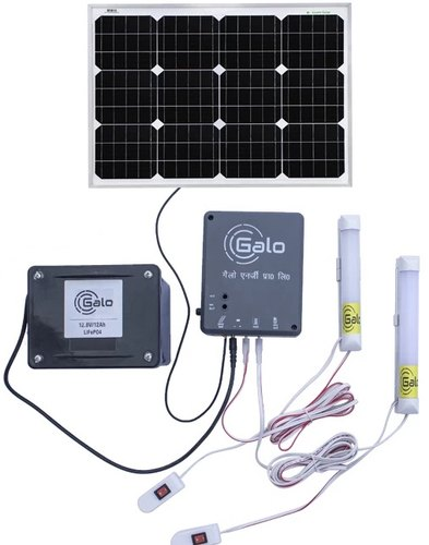 Tekan Battery Mini Solar System For Residential Capacity 125w Rs 7999 Set Id 21856883888