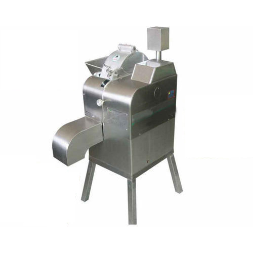 Fruits And Vegetables Processing Machines - Vegetable Disc Grinding