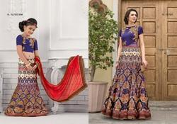 Mother & Daughter Bridal Lahenga Choli