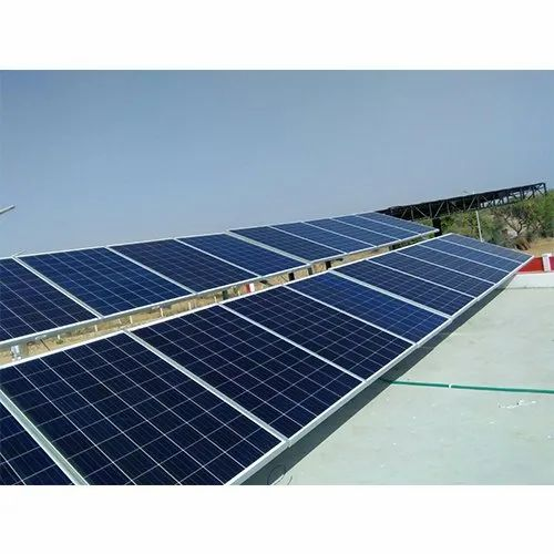 1 5 Kw Solar System Grid Connected Commercial Plant Without Subsidy Rs 38000 Kilowatt Id 19865520291
