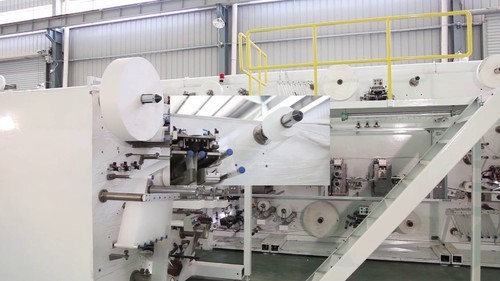 JSI Baby Diaper Making Machine, Capacity: 300-350 Peices, 2 To 6 Kw, Rs  75000000 /unit | ID: 20301161188