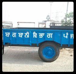 Tractor Trolleys in Ludhiana, ट्रैक्टर की