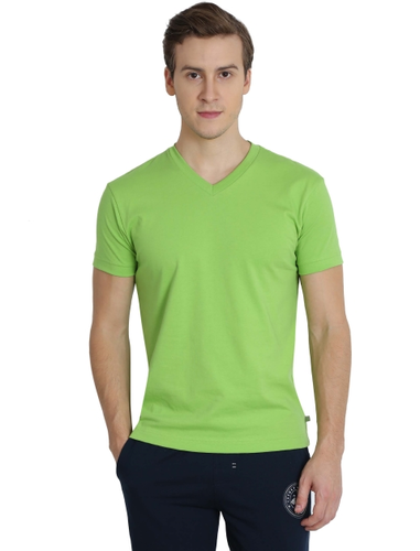 172464d94 Men T-Shirts - Jockey Shanghai Red V-Neck T-shirt Authorized Wholesale  Dealer from Chickmagalur