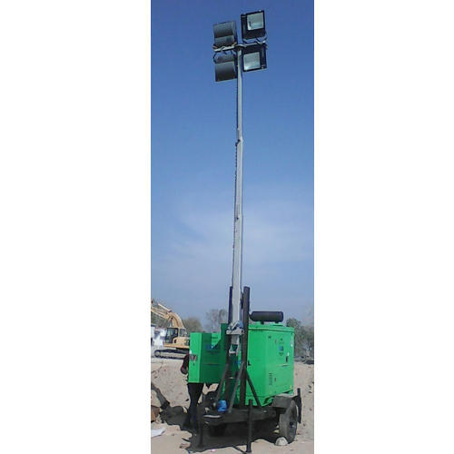 Mobile Led Light Towers Manufacturer