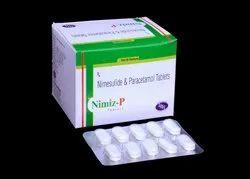 Nimusulide & Paracetamol Tablets