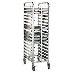 Hand Trolley - 2 Tier Trolley Manufacturer from Chennai