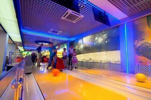 Bowling Lanes In Mumbai