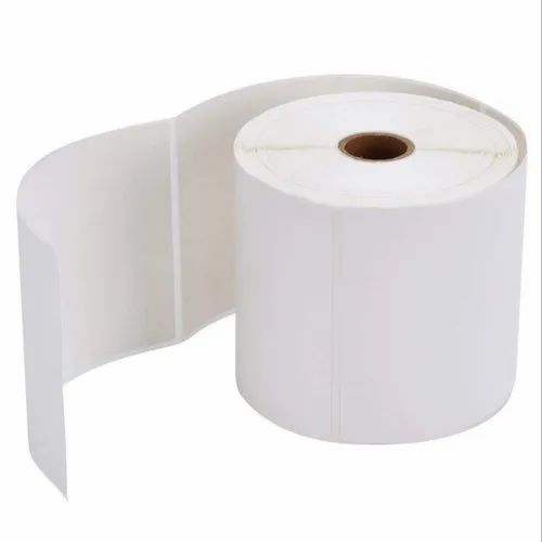 Bar Code Label 4x6 Direct Thermal Label Roll
