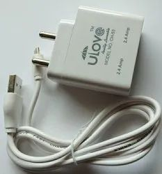 White Electric U Love Charger