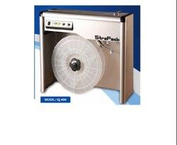 Semi Automatic Strapping Machine New Model IQ-400TC