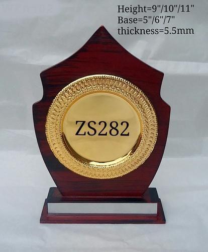 Designer Wooden Trophy Lakdi Ki