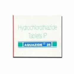 Aquazide 25mg Tablet