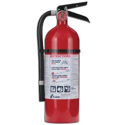 J T SECURITY RED Fire Extinguisher