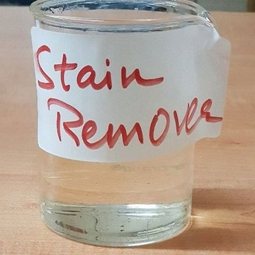 Stain Remover Chemical