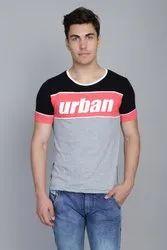Urban Color Block - Dark T-Shirt