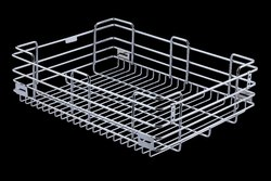Rectangle Stainless Steel Modular Kitchen Trolley