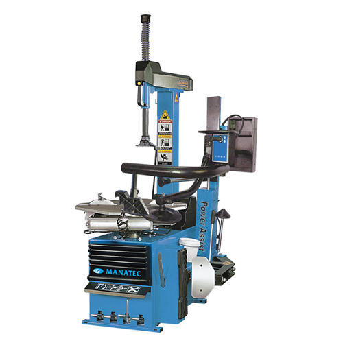 Fully Automatic Run Flat Tyre Changer
