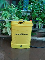 Battery Plastic Automatic 16 Litre Disinfectant Sprayer for Industries