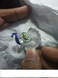 Zevrr Female Designer Enamel Jewellery
