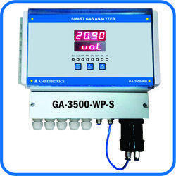 Suction Type Gas Analyzer