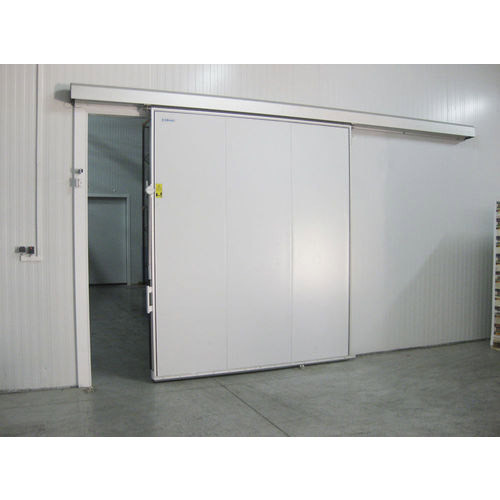Sliding Cold Storage Doors
