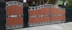 Stainless Steel Gate for Homes