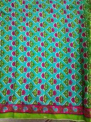 Sanganeri Hand Block Printed Fabric
