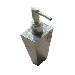 SS Trapezium Shape Soap Dispenser