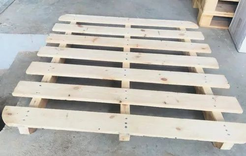Two Way Wooden Pallet 1150 x 1150 Mm
