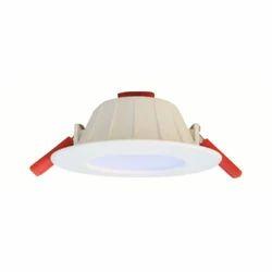 Ceramic Cool White Havells Lumeno LED Downlighter