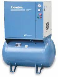 4 - 11 kW IR Evolution Rotary Screw Air Compressor