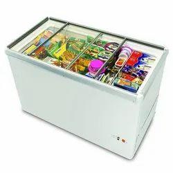 Voltas Deep Freezer Glass Top 320, Capacity: 300 L