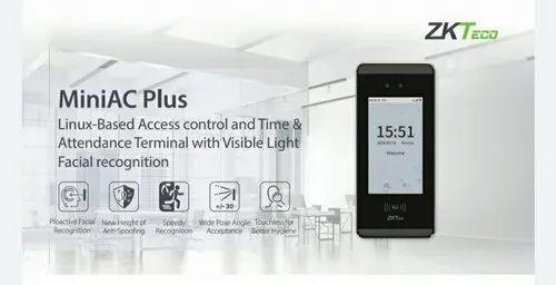 Zk-Mini Ac Plus Time Attendance Terminal