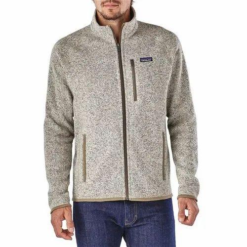 Collar Neck Patagonia Men's Better Sweater Fleece Jacket