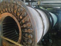 Semi-Automatic Rotary Steam Tube Dryer