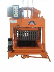 Vertical Type Double Stock Block Making Machine
